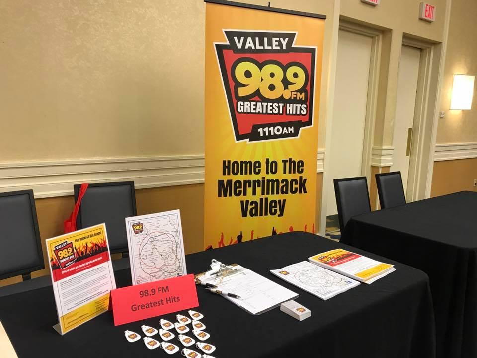 Valley 98 9 Banner Vision Design Creative Services